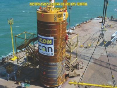 ICON Neodrill Conductor Anchor Node has AOG Conference covered