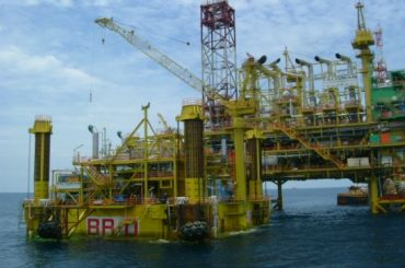 East Bunga Raya – BR-D Platform Substructure and MOAB Installation, Malaysia