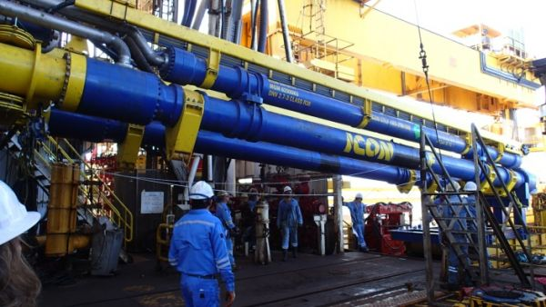 ICON Heave Compensator completes deployment on LNG field