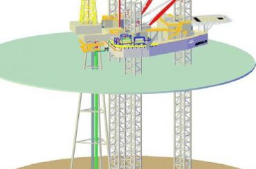 TOPIC Halk el Menzel Wellhead Platform: Design, Relocation and Installation