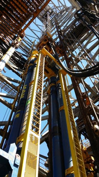 Compensated Lift Frame finishes field tests