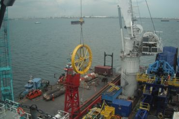 DOF Subsea Skandi Hercules Construction Vessel: Flexible Pipe Lay System