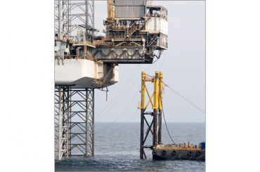 Serica Kambuna Field: Minimal Wellhead Platform Concept, FEED and Installation, North Sumatra, Indonesia