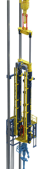 ICON Engineering Launches Next Generation Coiled Tubing Lift Frames