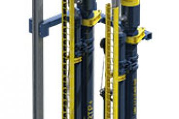 ExxonMobil Jansz-Io Field: ARTP E-Series Compensated Tension Lift Frame