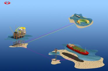 ROC 12-8 East and 12-8 West Field, China: Wellhead Platform Concept and Field Concept Engineering