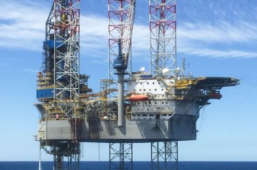 Noble Drilling's Tom Prosser jackup rig: development, design, fabrication, installation and commissioning of a tension deck